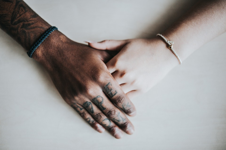 Ausgefallener Schmuck für Paare