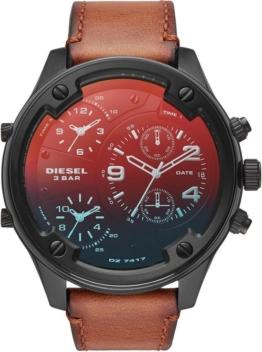 Diesel Chronograph »BOLTDOWN, DZ7417« mit irisierendem Mineralglas