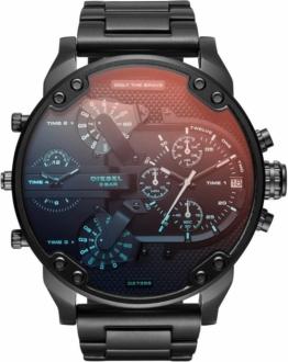 Diesel Chronograph »MR DADDY 2.0, DZ7395« mit irisierendem Mineralglas