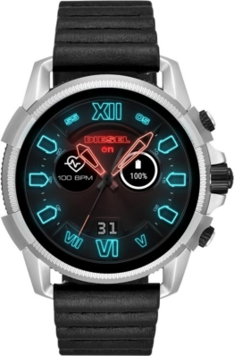 DIESEL ON FULL GUARD 2.5, DZT2008 Smartwatch (1.39 Zoll, Wear OS by Google)