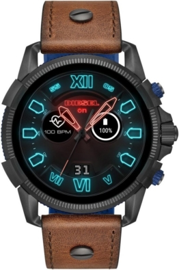 DIESEL ON FULL GUARD 2.5, DZT2009 Smartwatch (1.39 Zoll, Wear OS by Google)