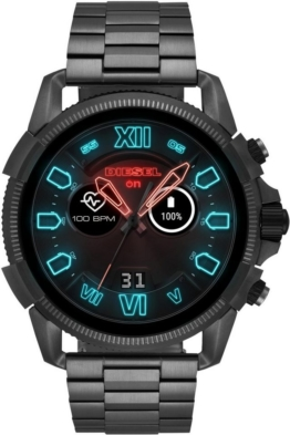 DIESEL ON FULL GUARD 2.5, DZT2011 Smartwatch (1.39 Zoll, Wear OS by Google)