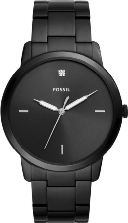 Fossil Quarzuhr »THE MINIMALIST 3H, FS5455«