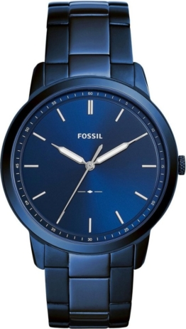 Fossil Quarzuhr »THE MINIMALIST 3H, FS5461«