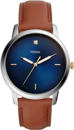 Fossil Quarzuhr »THE MINIMALIST 3H, FS5499«