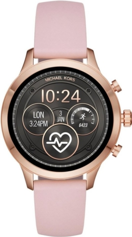 MICHAEL KORS ACCESS RUNWAY, MKT5048 Smartwatch (Wear OS by Google)