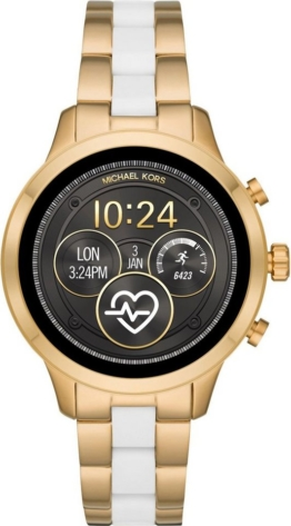 MICHAEL KORS ACCESS RUNWAY, MKT5057 Smartwatch (1.19 Zoll, Wear OS by Google)