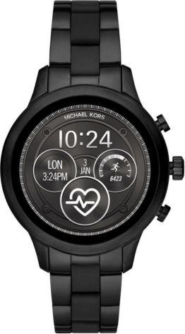 MICHAEL KORS ACCESS RUNWAY, MKT5058 Smartwatch (1.19 Zoll, Wear OS by Google)