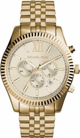 MICHAEL KORS Chronograph »LEXINGTON, MK8281«