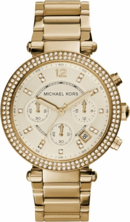 MICHAEL KORS Chronograph »PARKER, MK5354«