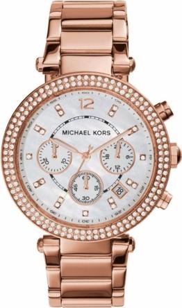 MICHAEL KORS Chronograph »PARKER, MK5491«