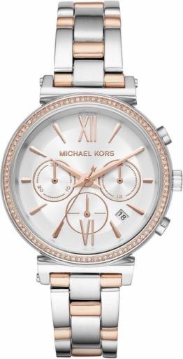 MICHAEL KORS Chronograph »SOFIE, MK6558«