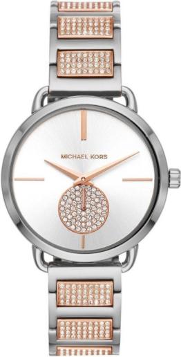 MICHAEL KORS Quarzuhr »PORTIA, MK4352« mit kleiner Sekunde