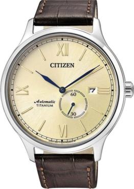 Citizen Automatikuhr »NJ0090-13P« mit kleiner Sekunde