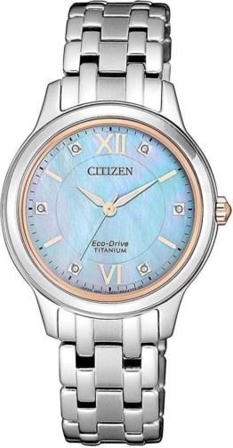 Citizen Solaruhr »EM0726-89Y«