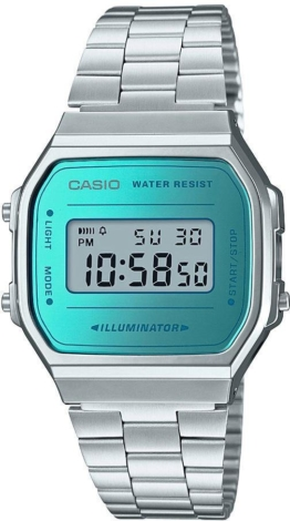 Casio Collection Chronograph »A168WEM-2EF«