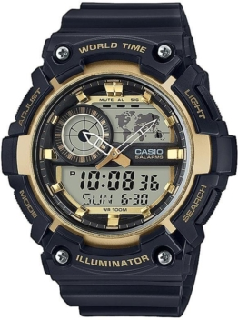 Casio Collection Chronograph »AEQ-200W-9AVEF«