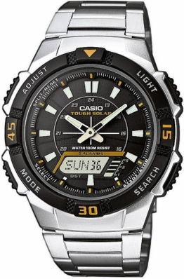 Casio Collection Chronograph »AQ-S800WD-1EVEF« mit abschaltbaren Tastentönen
