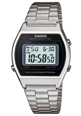 Casio Collection Chronograph »B640WD-1AVEF«