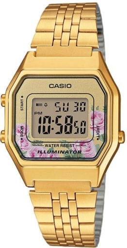 Casio Collection Chronograph »LA680WEGA-4CEF«