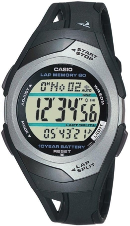 Casio Collection Chronograph »STR-300C-1VER«
