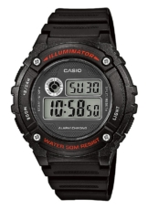 Casio Collection Chronograph »W-216H-1AVEF«
