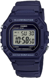 Casio Collection Chronograph »W-218H-2AVEF«