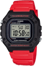 Casio Collection Chronograph »W-218H-4BVEF«