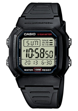 Casio Collection Chronograph »W-800H-1AVES«