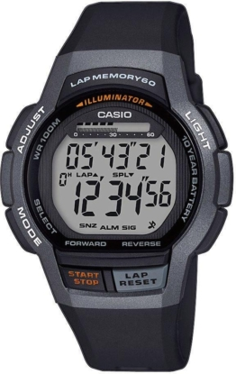 Casio Collection Chronograph »WS-1000H-1AVEF«