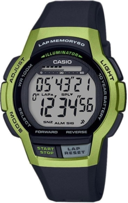 Casio Collection Chronograph »WS-1000H-3AVEF«