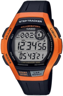 Casio Collection Chronograph »WS-2000H-4AVEF«