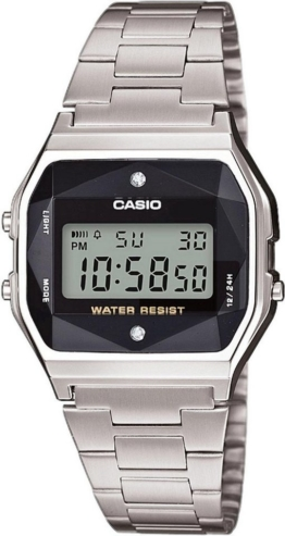 Casio Collection Multifunktionsuhr »A158WEAD-1EF«