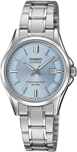 Casio Collection Quarzuhr »LTS-100D-2A1VEF«
