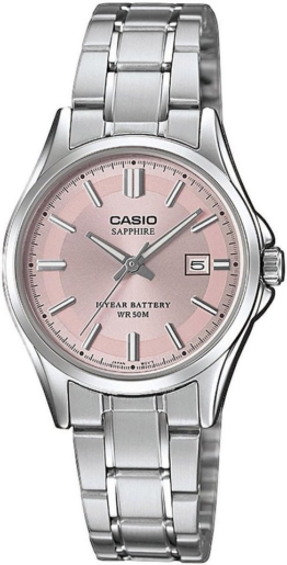 Casio Collection Quarzuhr »LTS-100D-4AVEF«