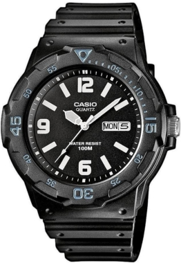 Casio Collection Quarzuhr »MRW-200H-1B2VEF«