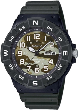 Casio Collection Quarzuhr »MRW-220HCM-3BVEF«