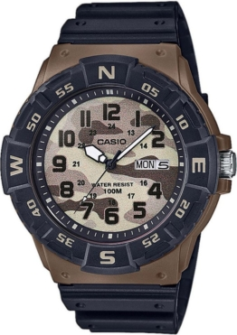 Casio Collection Quarzuhr »MRW-220HCM-5BVEF«
