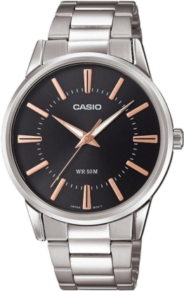 Casio Collection Quarzuhr »MTP-1303PD-1A3VEF«