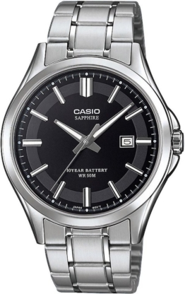 Casio Collection Quarzuhr »MTS-100D-1AVEF«