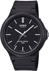 Casio Collection Quarzuhr »MW-240-1EVEF«