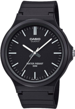 Casio Collection Quarzuhr »MW-240-1EVEF«