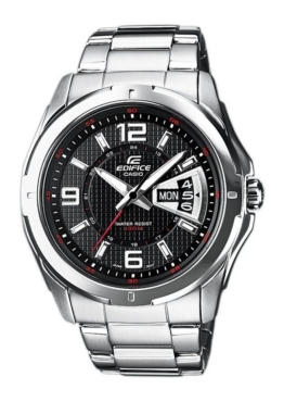 CASIO EDIFICE Quarzuhr »EF-129D-1AVEF«