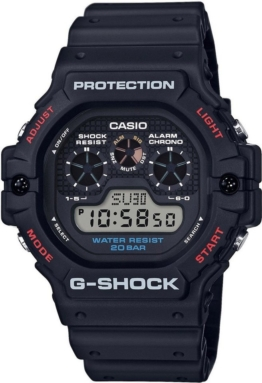 CASIO G-SHOCK Chronograph »DW-5900-1ER«