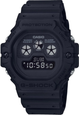 CASIO G-SHOCK Chronograph »DW-5900BB-1ER«
