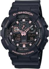 CASIO G-SHOCK Chronograph »GA-100GBX-1A4ER« antimagnetisch