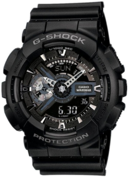 CASIO G-SHOCK Chronograph »GA-110-1BER«