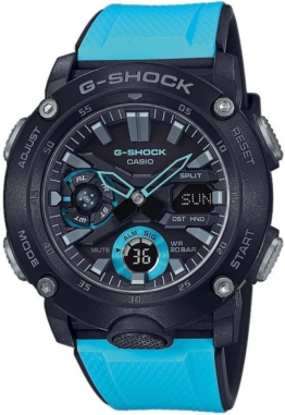 CASIO G-SHOCK Chronograph »GA-2000-1A2ER«