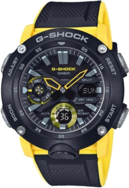 CASIO G-SHOCK Chronograph »GA-2000-1A9ER«