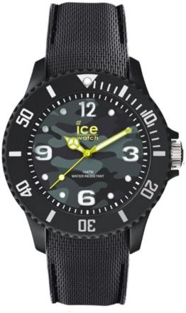 ice-watch Quarzuhr »ICE bastogne - Anthracite - Medium - 3H, 16292«